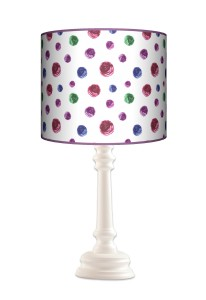 Lampa Queen - Dots