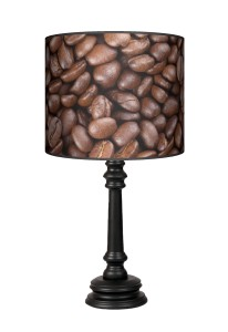 Lampa Queen - Coffee