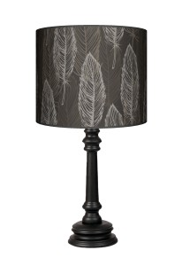Lampa Queen - Delicate dark