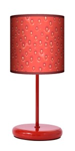 Lampa stołowa - EKO - Strawberry